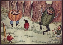 01-T.-Benjamin-Faucett--Venturesome-Vegetables-at-the--Frolic-Grounds---1924